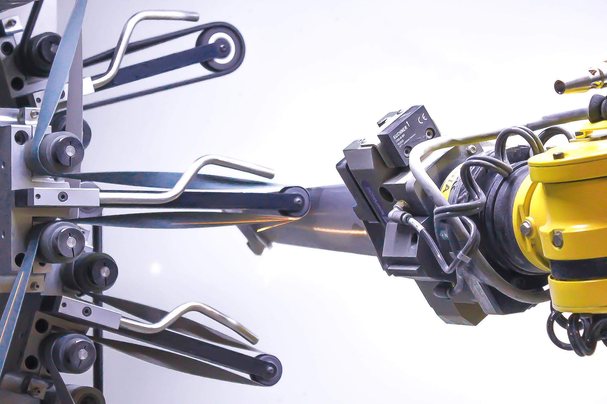 AV&R's Robotic Polishing Systems