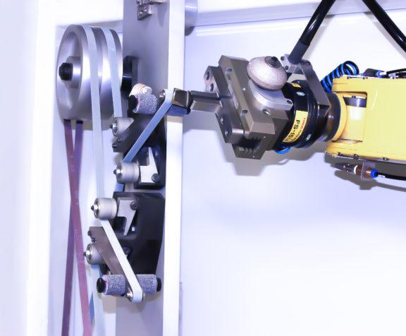 Système de polissage d'AV&R pour le MRO
