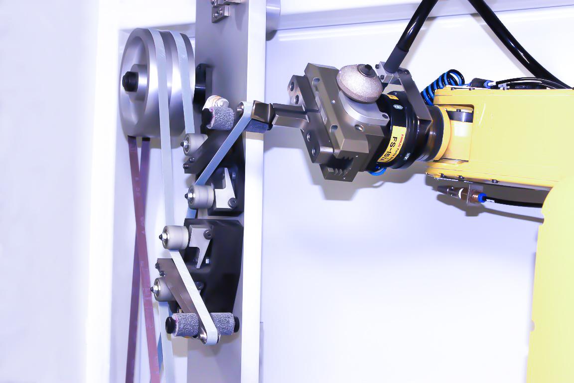 AV&R's MRO Polishing System