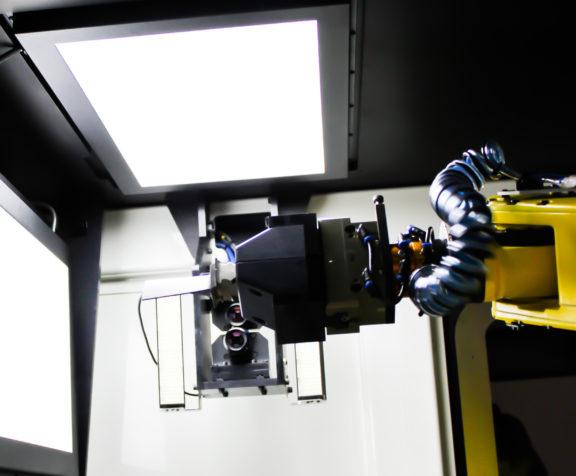 Système AV&R d'inspection visuelle automatisée