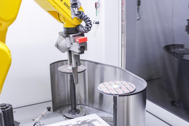 AV&R's Robotic Profiling System - BF-X 200-i