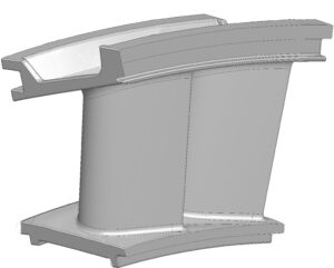 Nozzle segment