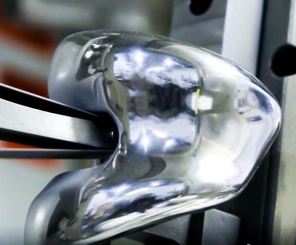 Système de polissage pour les implants de genou