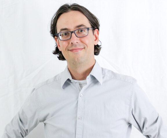 Mathieu Chenard - Director Visual Inspection Development - Directeur développement inspection visuelle
